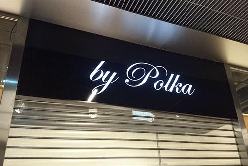 by Polka