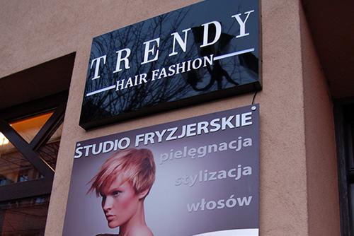 Trendy – studio fryzjerskie