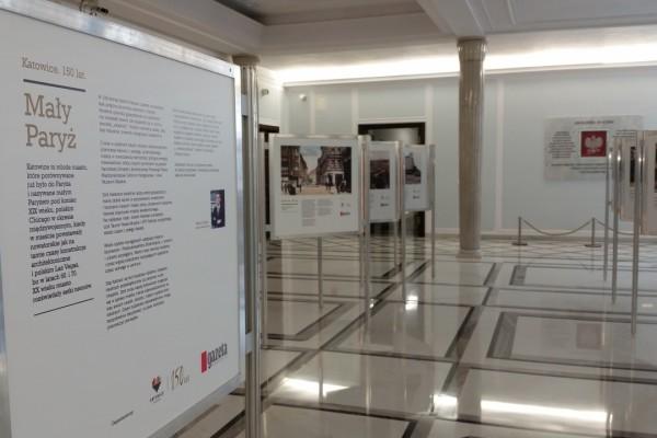 Wystawa 150-lecie Katowic